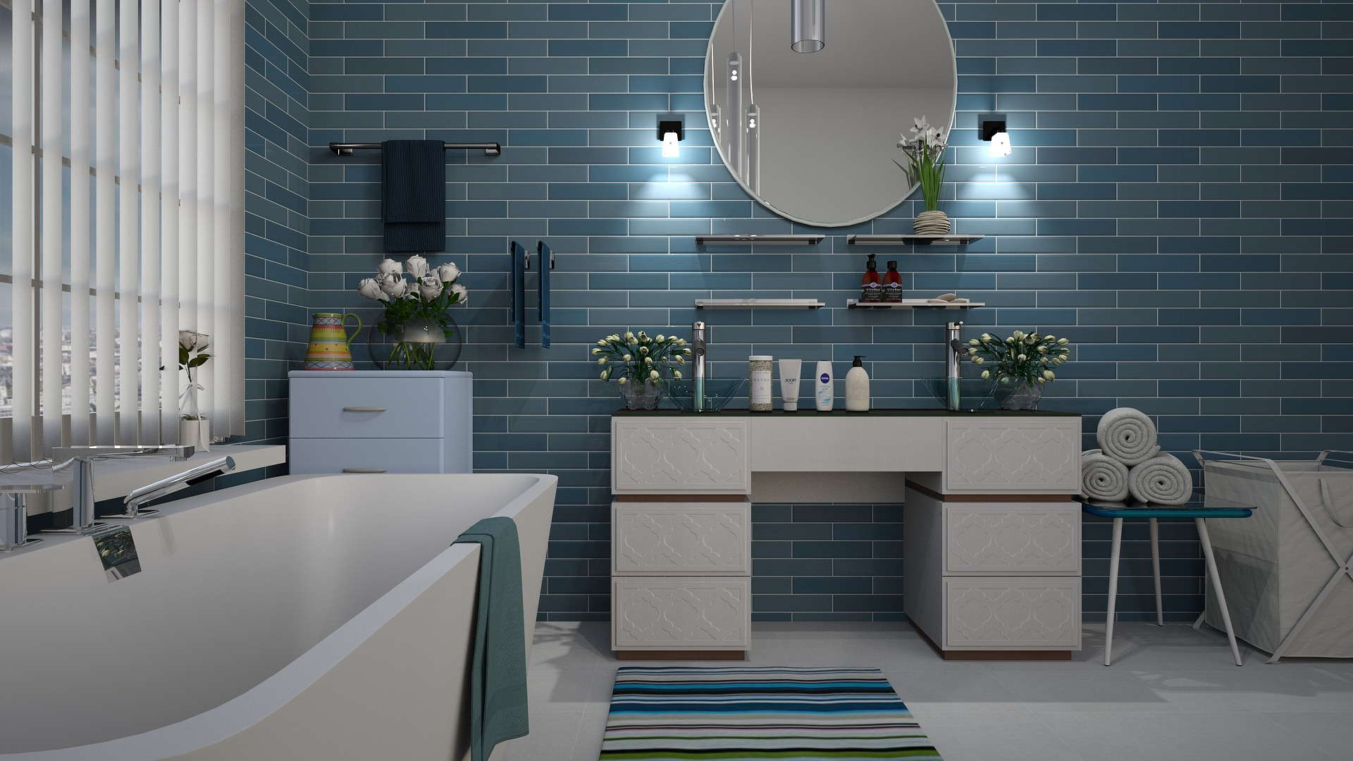 7 Ways To Save the Bathroom Remodeling Costs